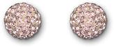 Pop Vintage Rose Stud Pierced Earrings