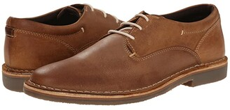 Steve Madden Harpoon (Tan Leather) Men's Lace up casual Shoes