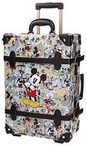 Disney Hand Luggage, 53 cm, 32.44 Liters, Multicolour