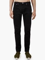 A.P.C. Washed Black Petit Standard Jeans