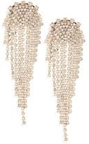 Tasha Women's Shield Duster Earrings