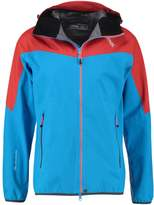 Regatta Imber Hardshell Jacket Blue/red