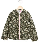 Moncler Boys' Enfant Adrien Hooded Jacket