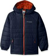 Columbia Big Boys' Tree Time Puffer Jacket