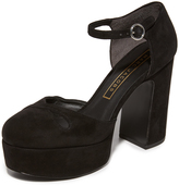 Marc Jacobs Lucille Platform Pumps