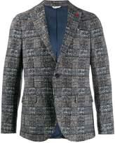 Manuel Ritz checkered jacket