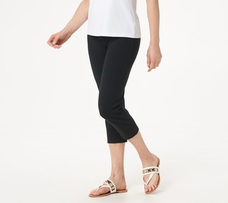 Women With Control Women with Control Regular Tushy Lifter Tummy Control Crop Pants