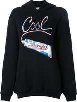 Jeremy Scott Mint Cool sweatshirt - women - Cotton - 42