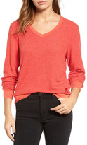 Wildfox Couture Basic V-Neck Pullover