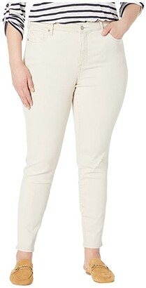 NYDJ Plus Size Plus Size Ami Skinny in Feather (Feather) Women's Jeans