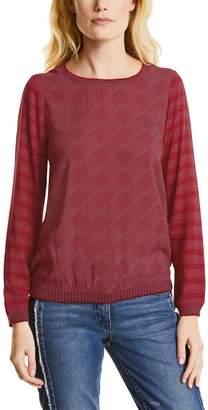 Cecil Women's 340712 Longsleeve T-Shirt
