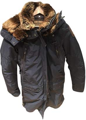Parajumpers Navy Synthetic Coats