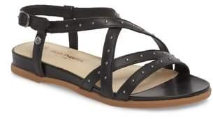 Hush Puppies R) Dalmatian Studded Sandal