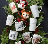 Pottery Barn Animal Mug - Lion