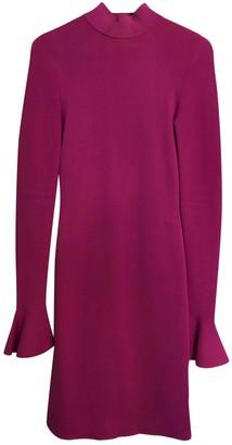 Michael Kors Pink Polyester Dresses