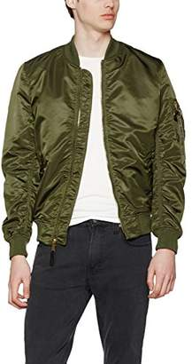 Alpha Industries Men's MA-1 VF LW Bomber Jacket,M
