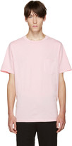 Alexander Wang Pink Pocket T-Shirt
