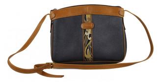 Leonard Black Cloth Handbags