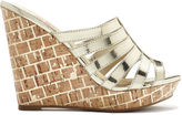 Unlisted Shoes, First Choice Platform Wedge Sandals