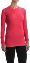 Helly Hansen Warm Ice Base Layer Top - Merino Wool, Crew Neck, Long Sleeve (For Women)