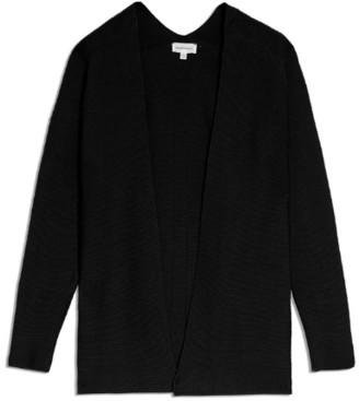 Armedangels Black Maashaa Knit Cardigan - Size XS   black - Black/Black