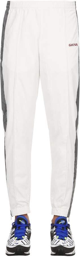 79e8e3409d8058 GUESS White Clothing For Men - ShopStyle Australia