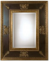 Uttermost 11173 B Cadence - Mirror, Green Glaze Finish