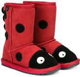 Emu ladybug boots