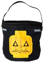 Infant Lego Bags Halloween Bucket Tote - Black