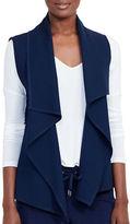 Lauren Ralph Lauren Quilted Knit Vest