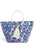 Melissa Odabash Marrakesh Tote Bag