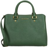 Michael Kors Savannah Leather Satchel