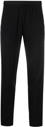 Zadig & Voltaire Logo Side Band Tapered Trousers