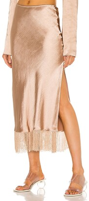 LPA Fringe Skirt