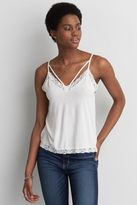 American Eagle Outfitters AE Lace Trim Cami