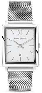 Larsson & Jennings Ljxii Norse Link Bracelet Watch, 40mm