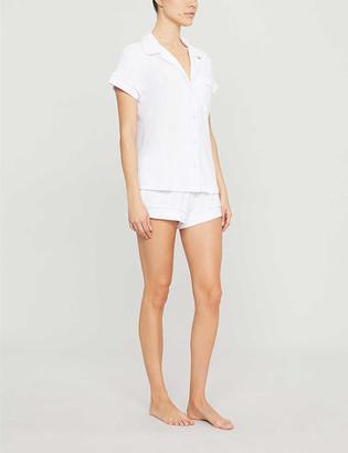 Eberjey Gisele jersey shorts pyjama set