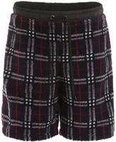 Burberry Faux Shearling Keaton Bermuda Shorts