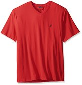 Nautica Men's Big-Tall V-Neck T-Shirt