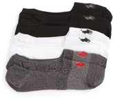 Polo Ralph Lauren Men's 3-Pack Liner Socks