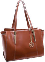 McKlein McKleinUSA Aldora Leathe Tote with Tablet Pocket