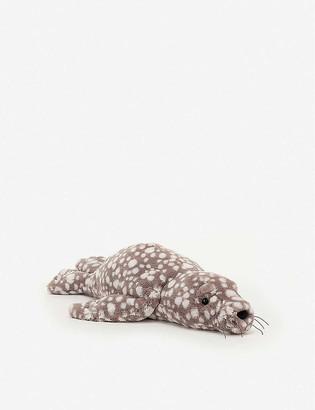 Jellycat Linus Leopard Seal soft toy 49cm
