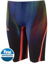 adidas Men's Adizero XVI Breastroke Jammer Tech Suit 8153026