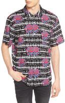 Obey Shredder Woven Shirt