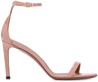 L'Autre Chose Strappy Stiletto Sandals