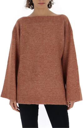 3.1 Phillip Lim Flared Sleeve Knitted Jumper