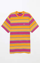 Obey Clover Box Striped T-Shirt