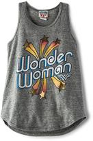 Junk Food Clothing Wonder Woman Stars Tank