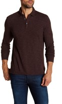 Robert Barakett Damian Long Sleeve Polo