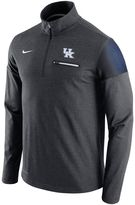 Nike Men's Kentucky Wildcats Elite Coaches Dri-FIT Pullover